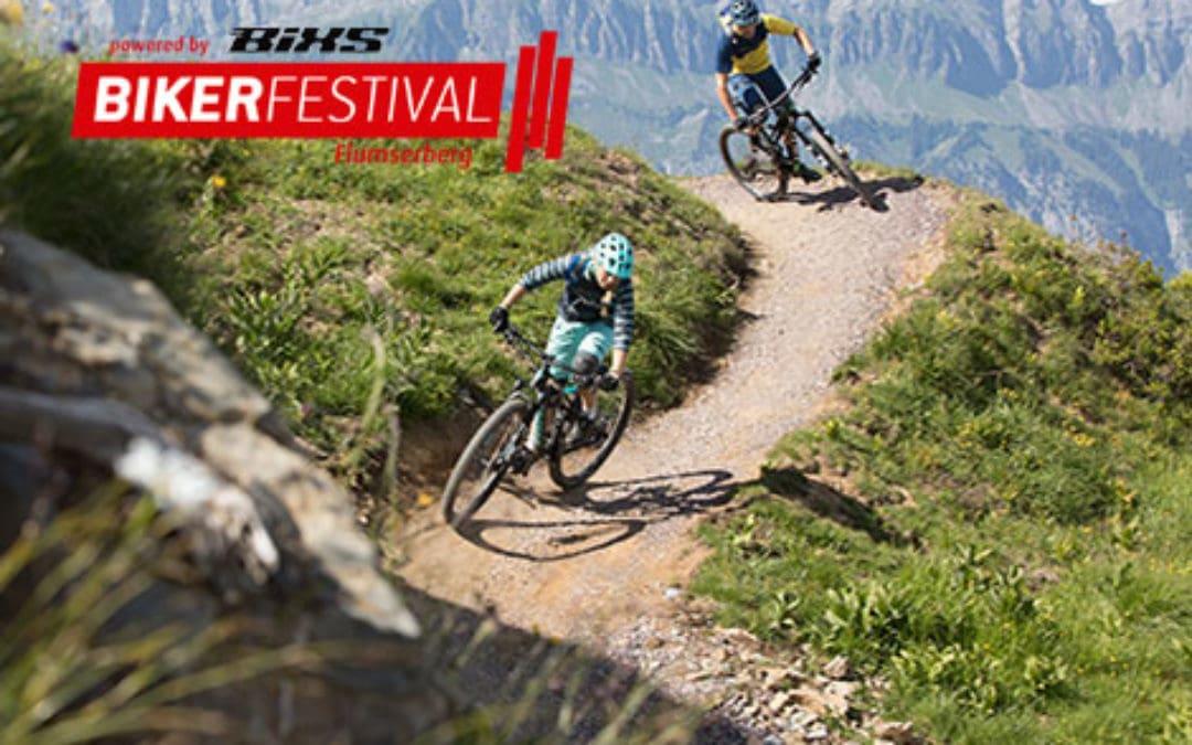 BikerFestival Flumserberg