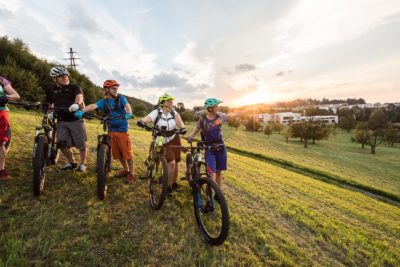 Mountainbike Fahrtechnikkurs in Pfäffikon