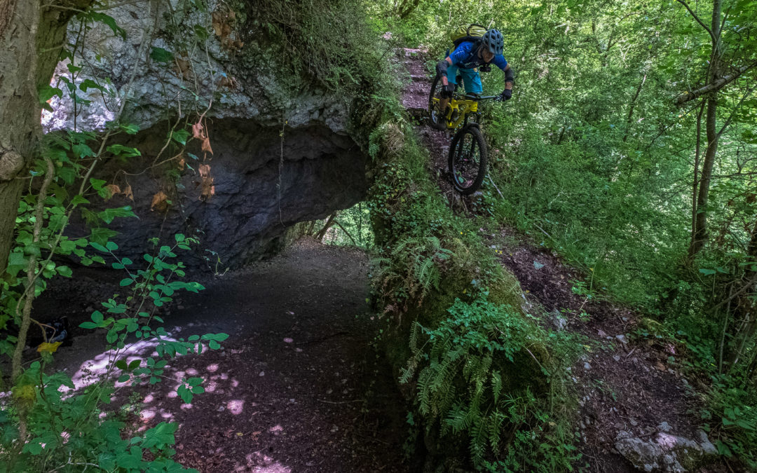 Mountainbike-Weekend Camp and Ride Basel