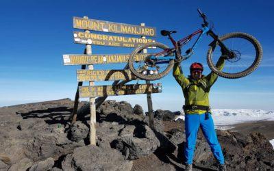 Mit dem Bike auf den Kilimanjaro