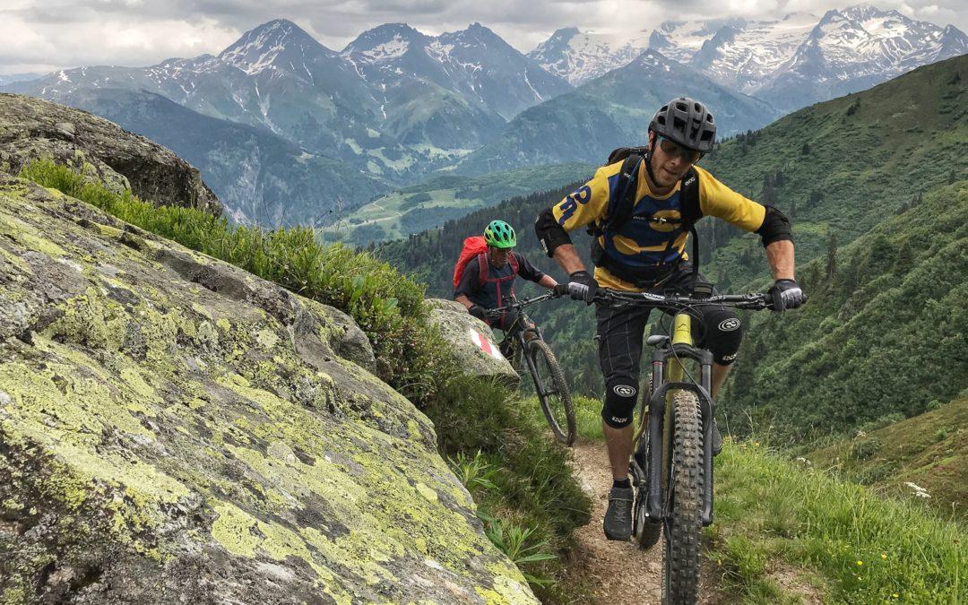 Mountainbike-Weekend Best of Surselva