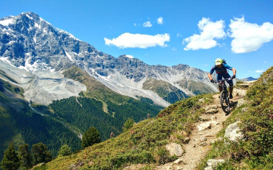 Mountainbike-Weekend Best of Vinschgau