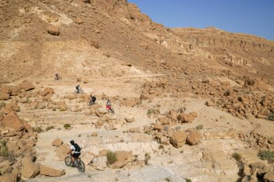Mountainbikereise Israel Bike Trail Biken Heiliges Land
