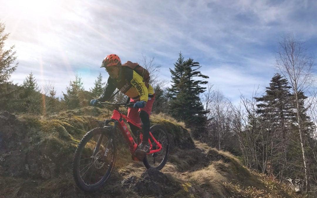 E-Mountainbike-Weekend Vogesen