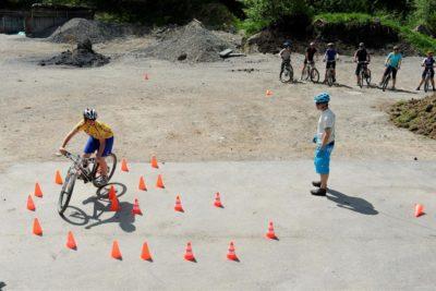 Mountainbike Fahrtechnikkurse von Abenteuerreisen