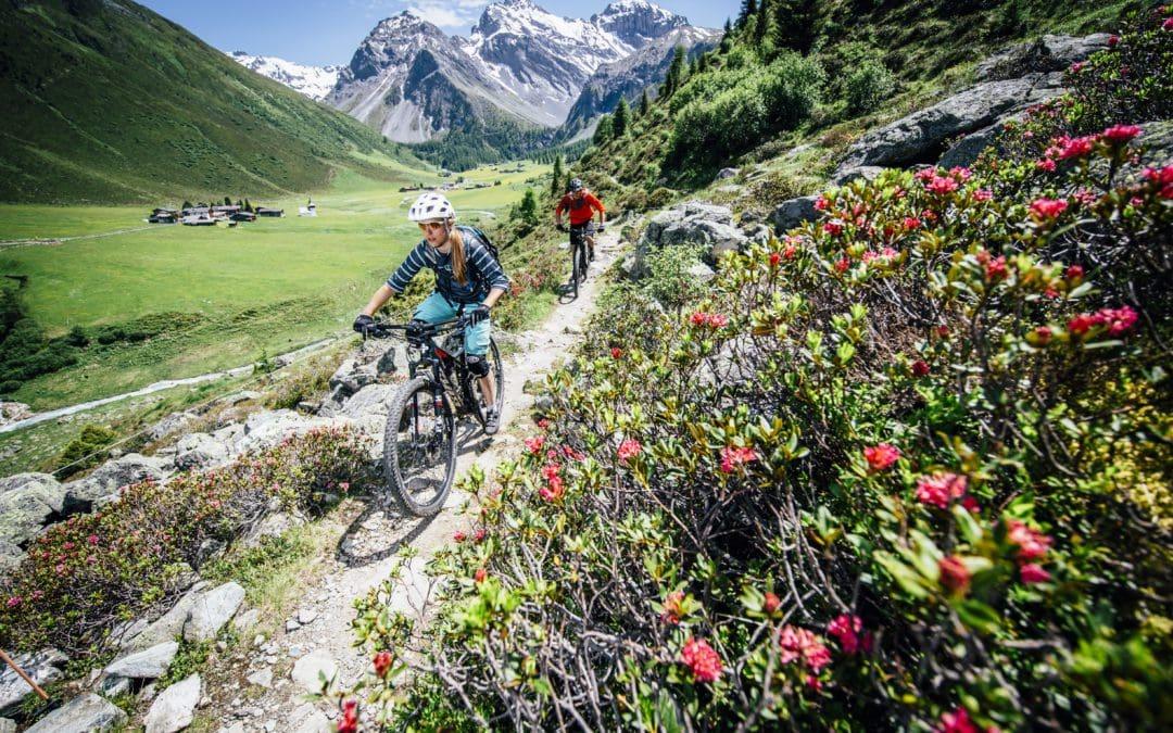 Mountainbike Weekend Davos