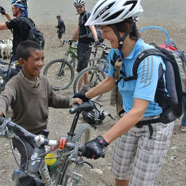 Mountainbikereise Ladakh Explorer auf Singletrails
