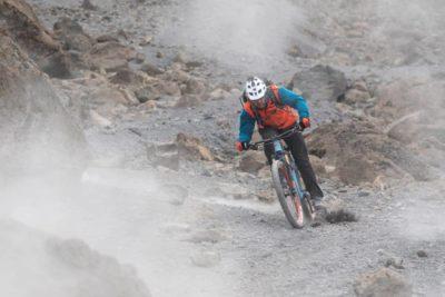 Mit dem Mountainbike auf den Kilimandscharo