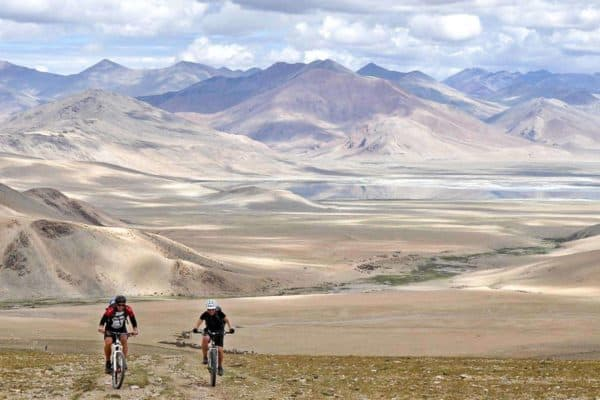 Mountainbikereisen in Ladakh