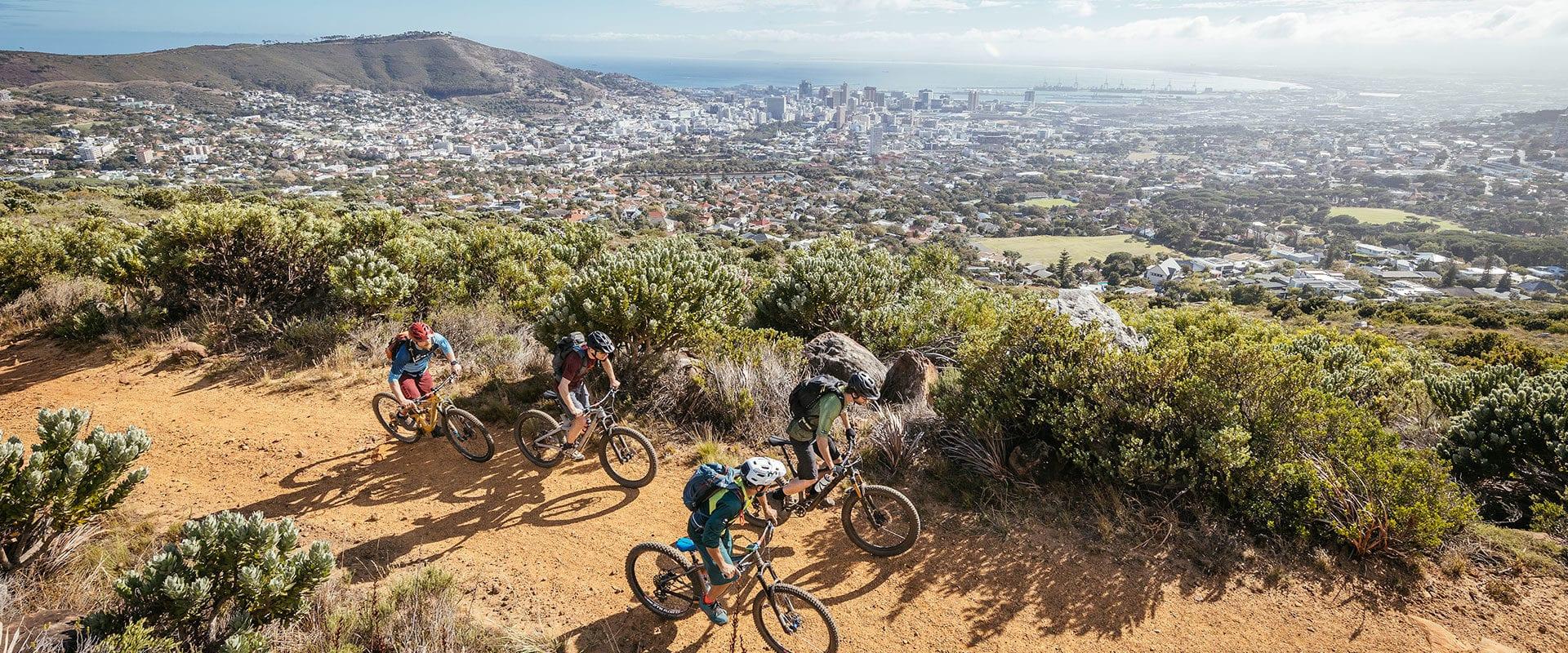 Mountainbikereise Südafrika